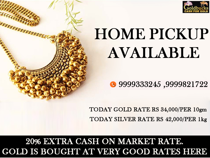 HOW TO SELL OLD GOLD JEWELRY ONLINE? - CASH FOR SILVER GURGAON