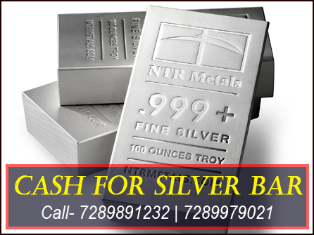 Cash for Silver in Uttam Nagar