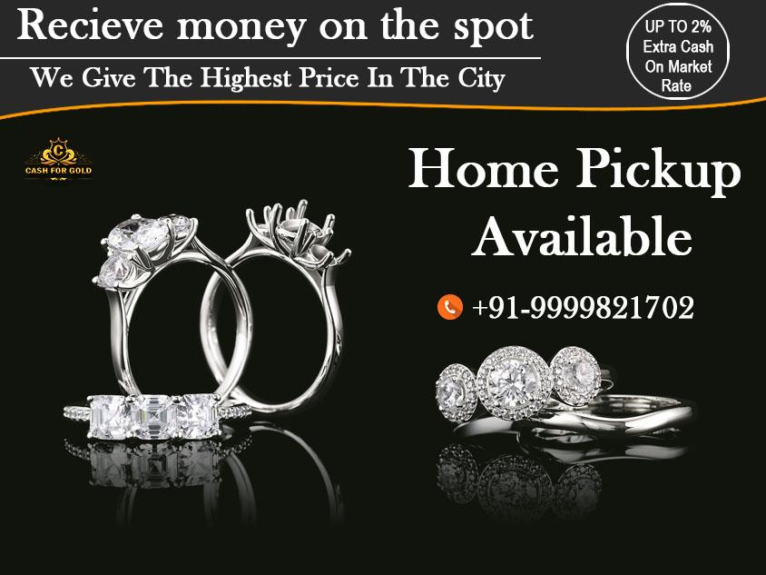 Cash For Diamond In Shalimar Garden Extention 1