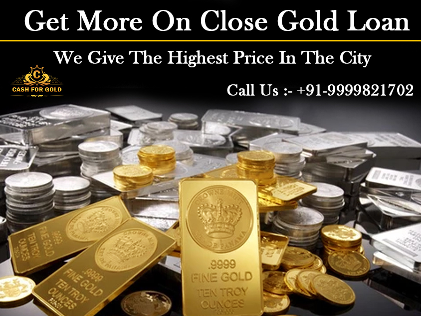 Sell gold in India